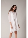 Robe ivoire by Fashion New York - NY2933