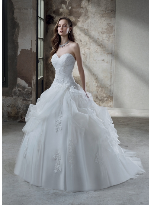 Miss Kelly 201-27 Robe mariée