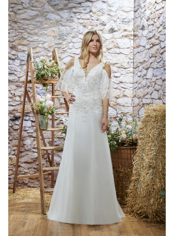 Miss Paris 203-30 Robe mariée
